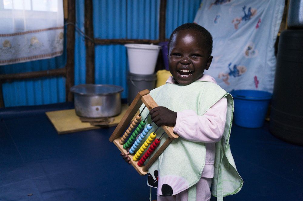#5for5: Tell world leaders to invest in early childhood development