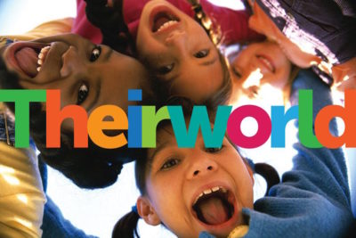 Theirworld's innovative work for children is recognised in Queen's Birthday Honours List