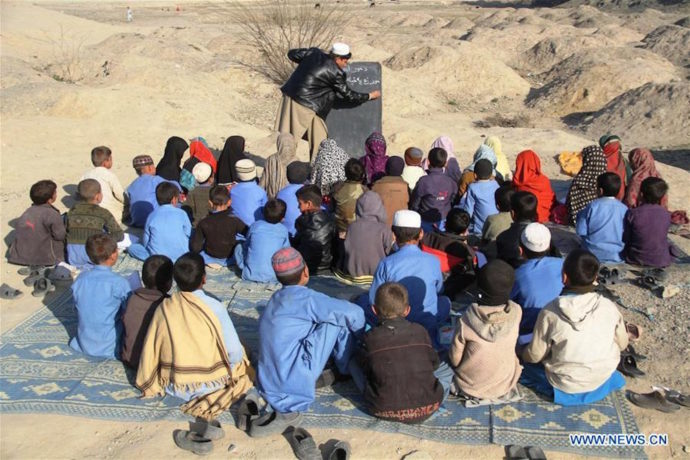 Teachers and students kidnapped from schools in Afghanistan and Nigeria