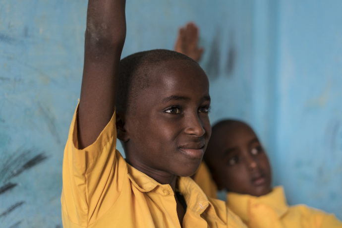 Education Cannot Wait fund helps children in seven more crisis-hit countries