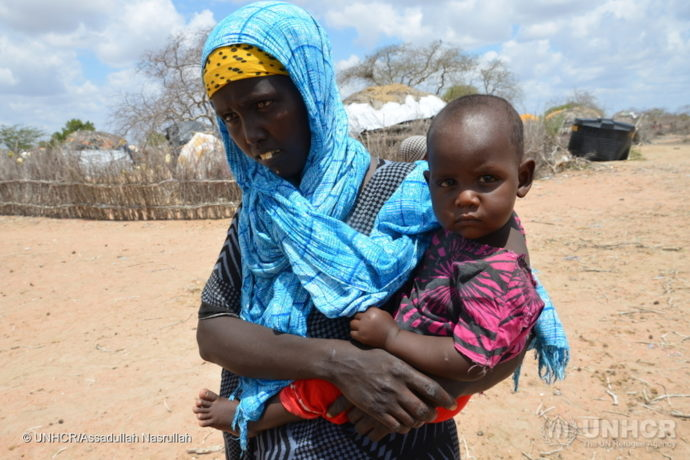 Hunger caused by Kenya drought hits children's education and health