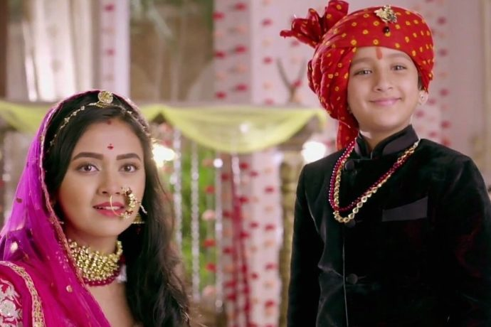 Outcry over Indian TV soap story about boy of 10 that 'glorifies' child marriage