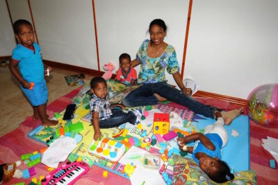 Seychelles praised for being a world leader on early childhood development