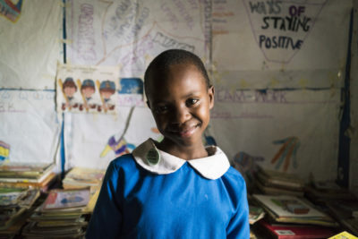 Champions for girls' education: celebrities, charities and leaders campaigning for change