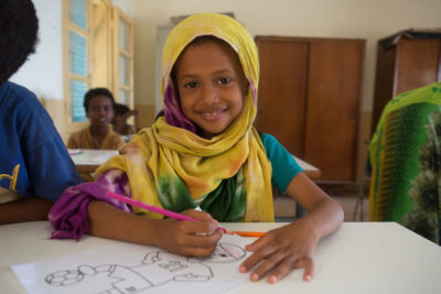 19 pictures that show how happy children are to be at school around the world