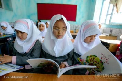 'Untold story' of Iran giving education to 350,000 Afghan refugee children