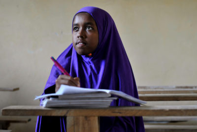 More African girls finish secondary school but poorer ones are still left behind