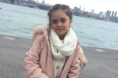 Twitter girl Bana Alabed asks President Trump to 'do something for Syrian children'