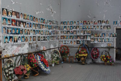 Beslan school siege: 'serious failings' by Russia ended with 186 children dead says court