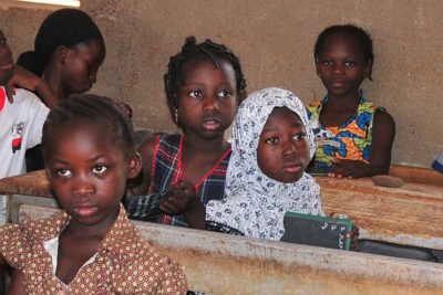 Teachers go back to schools in Burkina Faso after threats to education