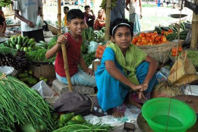 Plight of Bangladeshi slum children who work 64 hours a week instead of going to school