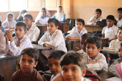 'Sincere efforts' to help 3m children out of school in Pakistan's Sindh province
