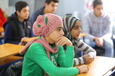 #YouPromised: Syria conference must keep pledge to get all refugees in school
