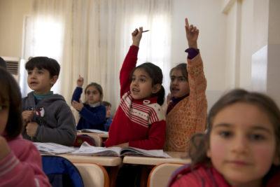 Turkey to bring in compulsory preschool for all children