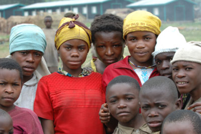 850,000 children now displaced in conflict-ravaged region of DR Congo