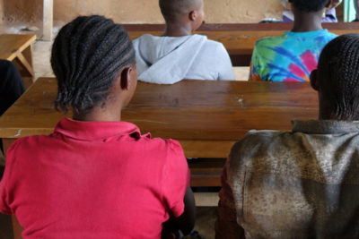 Education protects girls in Democratic Republic of Congo from recruitment to armed gangs