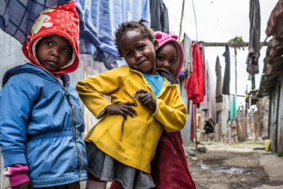 Action needed to help Kenyan children get the best start in life says Theirworld report