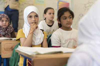 Why girls around the world are still denied an equal chance of education