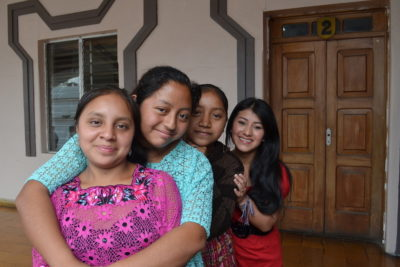 Child marriage banned in Guatemala but young girls are still being married off