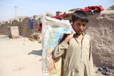 400,000 Afghan children expected to drop out of school this year