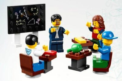 LEGO professor of play to research the building blocks of education and early development