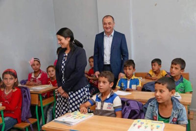200,000 Syrian refugees in school is legacy of Lebanon's former education minister Elias Bou Saab