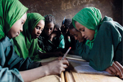 Girls with disabilities still being left behind on education