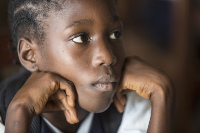 Poverty and work means girls miss out on school in post-Ebola Liberia