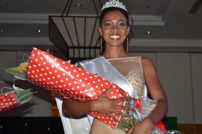 Miss Malawi winner vows to promote education for girls