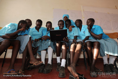 Mobile Learning Week: technology can help to educate children in emergencies