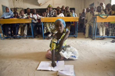 33,000 children leave Niger schools as UN warns of multi-country famine disaster