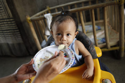 Early years care is high on the agenda for countries at World Bank meetings