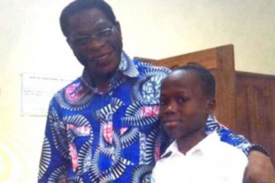 Brainy boy from Benin passes his Baccalaureate exam at the age of 11