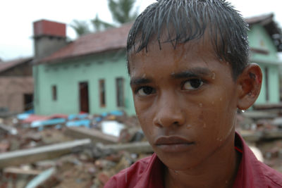 Bay of Bengal cyclone and floods wreck schools and leave 1.3 million children homeless
