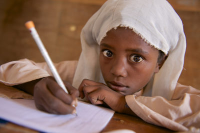 African countries 'must invest and innovate' if every child is to get into school