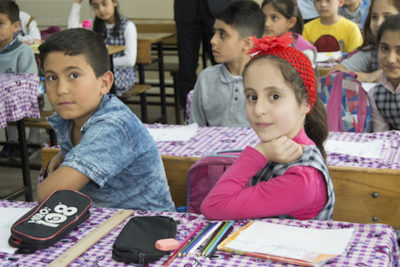 Thanks a billion! Education at heart of EU funding to help Syrian refugees and host countries