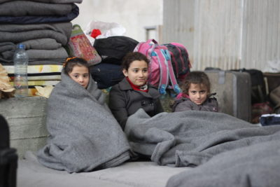 Going to school in Aleppo is now 'a matter of life or death'