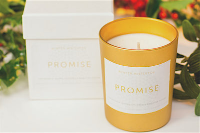Buy an exclusive Winter Mistletoe Candle and help Theirworld to help children