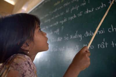 Why teaching them in their own language could help 500m children to stay in school and succeed