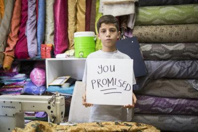 UN envoy Gordon Brown tells inquiry of broken promise to get all Syrian refugee children in school