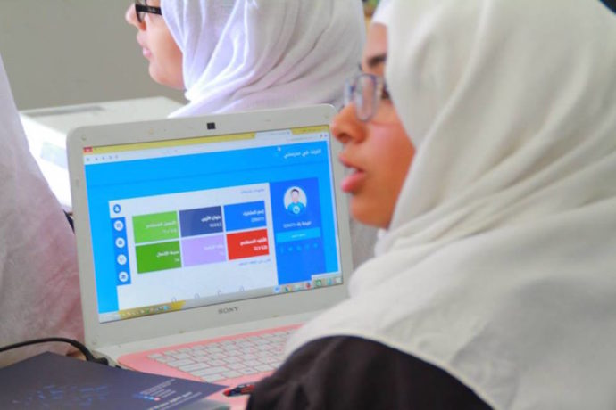 """Connecting schools to the internet in Yemen will have a long-term positive impact"""