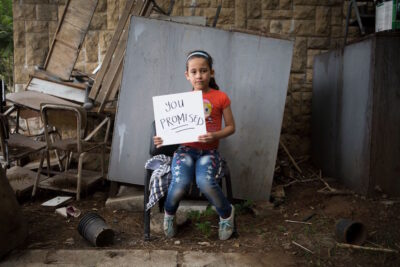 #YouPromised: international leaders to track their pledge to get all Syrian refugees in school