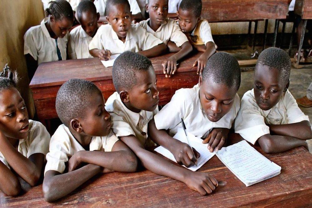 Right to education ✎ Theirworld