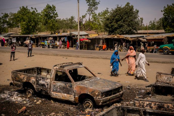 Boko Haram has used 83 Nigerian children as 'human bombs' in 2017