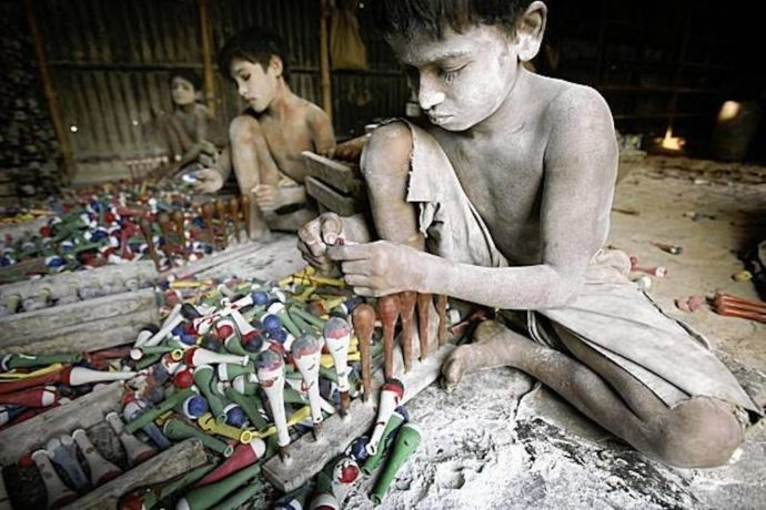 Helping children stay in school is key to ending child labour
