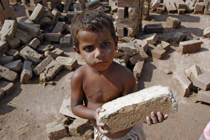 152m child labourers - and no end in sight to their misery