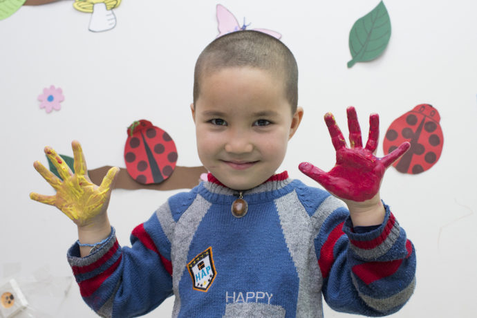 Countries should spend 10% of education budgets on pre-primary says UNICEF