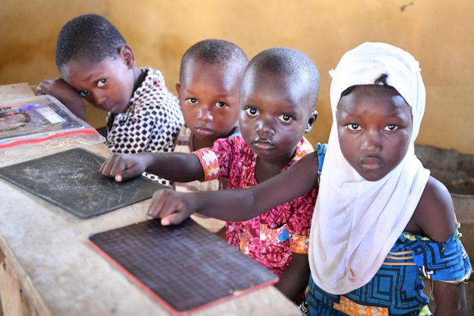 #WriteTheWrong breakthrough as UNICEF commits to pre-primary education spending