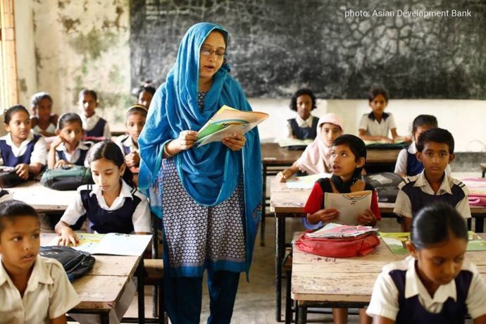 Global initiative to investigate how to recruit millions of teachers and ensure they have right skills