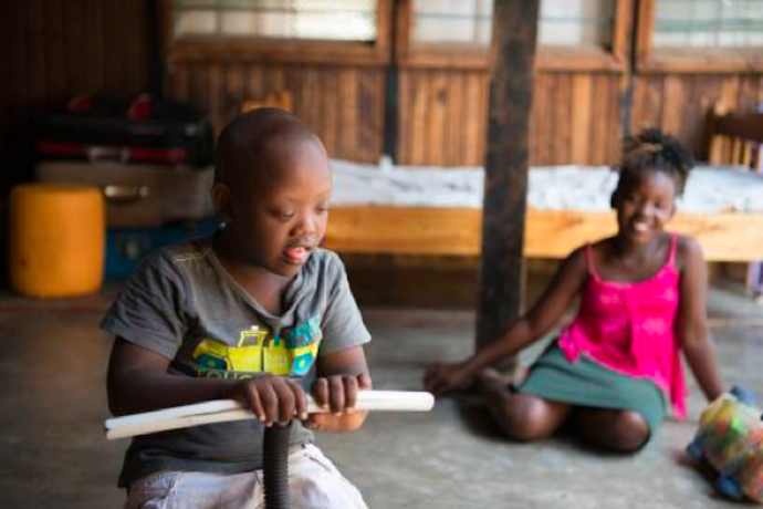 Left behind from the start: urgent action needed for young children with disabilities